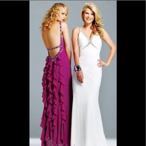 Beautiful formal gown size 8